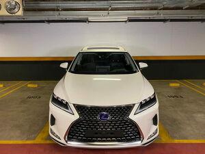 LEXUS RX 3.5 450H HÍBRIDO V6 Branco 2020