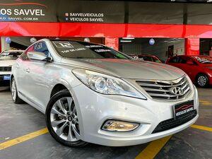 Hyundai Azera 3.0 GLS V6 Prata 2012