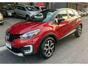 Renault Captur 2.0 Intense Vermelho 2020