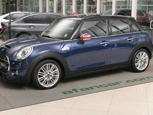Mini Cooper 2.0 S Top Azul 2016