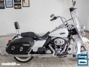 Harley-Davidson Road King 1700cc Branco 2013