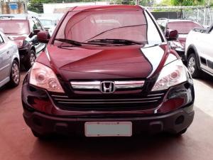 HONDA CRV 2.0 LX Preto 2009