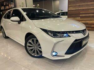 Toyota Corolla 2.0 XEI Branco 2020