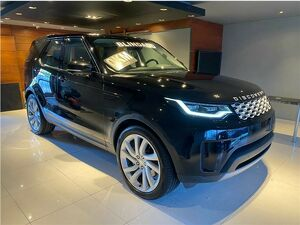 Land Rover Discovery 3.0 D300 Turbo HSE Preto 2021