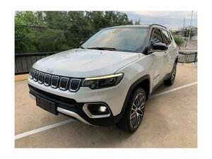 Jeep Compass 2.0 TD350 Longitude Branco 2022