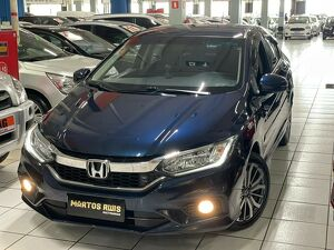 Honda City 1.5 EX Branco 2018
