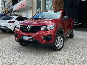 Renault Kwid 1.0 ZEN Vermelho 2021