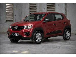 Renault Kwid 1.0 Life Vermelho 2020