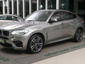 BMW X6 4.4 M Bi-turbo V8 Cinza 2016