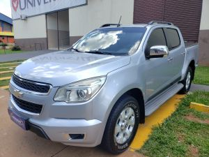CHEVROLET S10 2.8 LTZ 16V TURBO Prata 2013