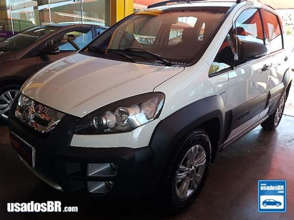 Foto do veiculo FIAT IDEA 1.8 ADVENTURE 16V Branco 2013