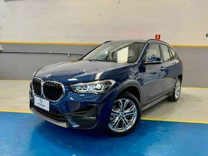 BMW X1 2.0 20I GP Sdrive Turbo Azul 2021