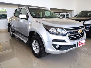CHEVROLET S10 2.8 LT 16V TURBO Prata 2017