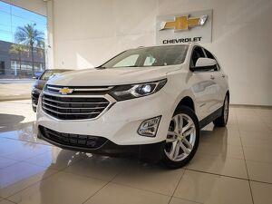Chevrolet Equinox 1.5 Premier AWD Turbo Branco 2021