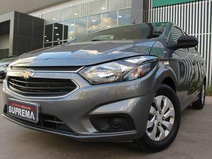 Chevrolet Joy 1.0 SPE4 Plus Cinza 2020