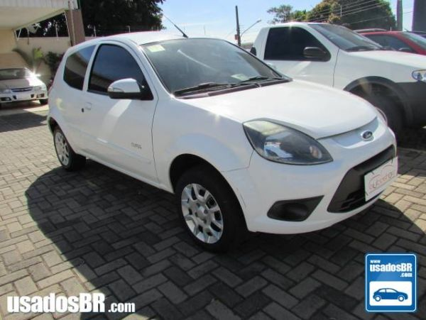 FORD KA 1.0 MPI 8V FLEX 2P MANUAL Branco 2012