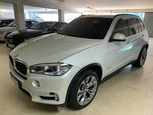 BMW X5 3.0 30D Turbo Branco 2016