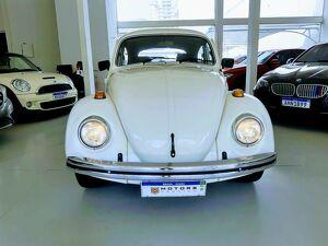 Volkswagen Fusca 1.6 8V Branco 1986