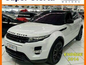 Land Rover Range Rover Evoque 2.0 Dynamic Tech Branco 2014