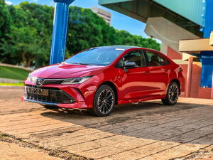Toyota Corolla 2.0 XRS Vermelho 2022