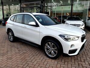 BMW X1 2.0 18I Branco 2019