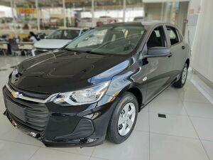 Chevrolet Onix 1.0 Preto 2022