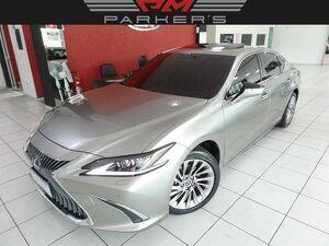 Lexus ES 300H 2.5 Híbrido CVT Cinza 2019