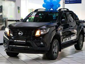 Nissan Frontier 2.3 Attack Preto 2019