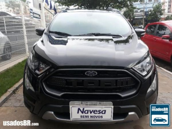 FORD ECOSPORT 2.0 DIRECT STORM 4WD Preto 2019