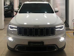 JEEP GRAND CHEROKEE 3.0 LIMITED V6 Branco 2018
