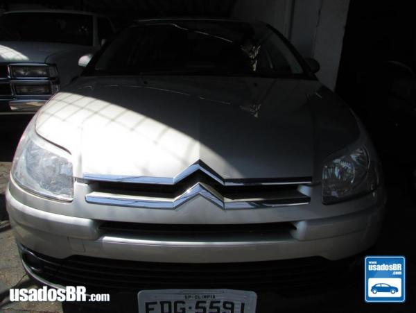 CITROËN C4 2.0 PALLAS EXCLUSIVE Prata 2009