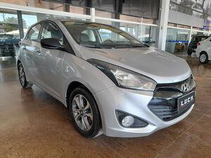 Hyundai HB20 1.6 Copa do Mundo Prata 2015