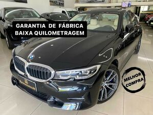 BMW 330i 2.0 Turbo Sport Preto 2020
