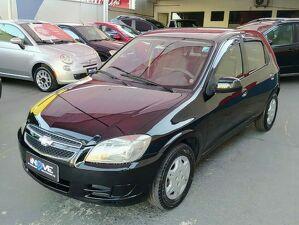 Chevrolet Celta 1.0 LT 8V Preto 2014