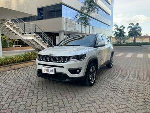 Jeep Compass 2.0 Longitude Branco 2019