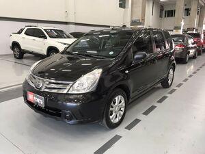 Nissan Livina 1.8 S 16V Preto 2013