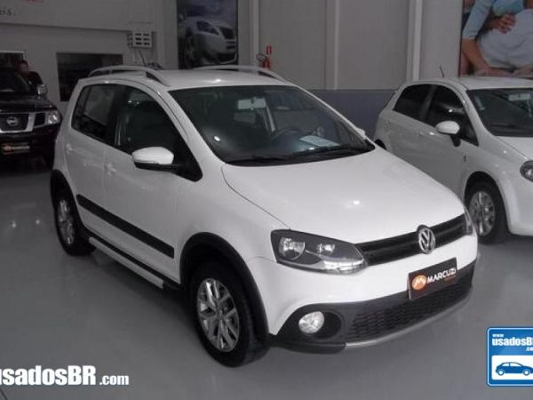 Foto do veiculo VOLKSWAGEN CROSSFOX 1.6 Branco 2013