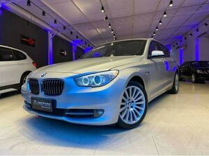 BMW 535i 3.0 GT Turbo Prata 2011