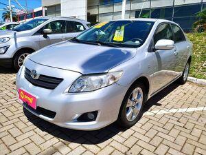 Toyota Corolla 1.8 Prata 2009