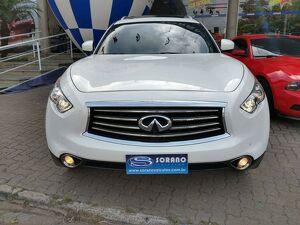 Infiniti FX35 3.5 AWD V6 Branco 2012
