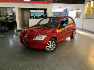 Chevrolet Celta 1.0 Life 8V Vermelho 2007