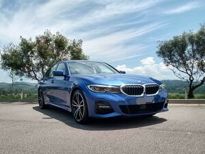 BMW 330i 2.0 Turbo M Sport Azul 2019