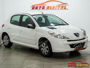 Peugeot 207 1.4 Active Branco 2014