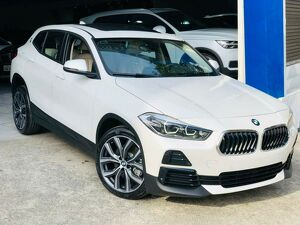 BMW X2 2.0 Turbo Sdrive20I GP Branco 2021