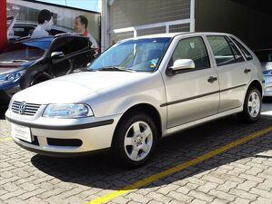 Volkswagen Gol 2.0 Prata 2000