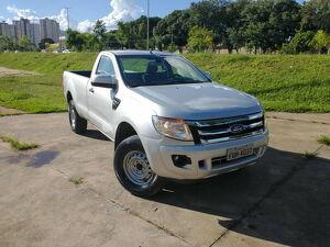 Ford Ranger 2.2 XL Prata 2014