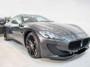 Maserati Gran Turismo 4.7 S V8 Cinza 2013
