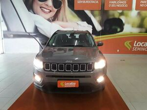 Jeep Compass 2.0 Longitude Cinza 2020