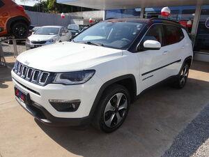 Jeep Compass 2.0 Longitude Branco 2017