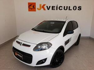 Fiat Palio 1.6 Sporting 16V Branco 2014